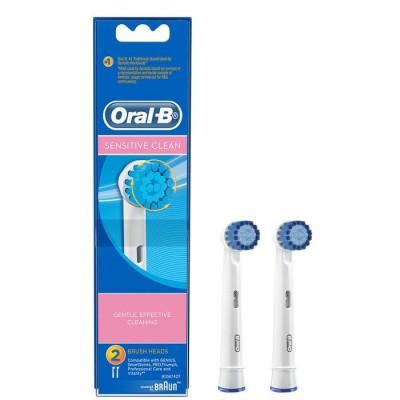 Oral-B наконечник за ел. четка  Sensitive Precision Clean 2 бр. блистер