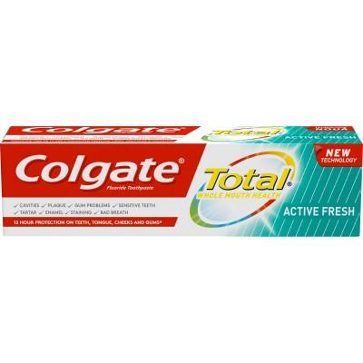 Colgate паста за зъби Total Active Fresh 100 ml