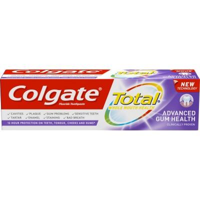 Colgate паста за зъби Total Advanced Gum Health 75 ml