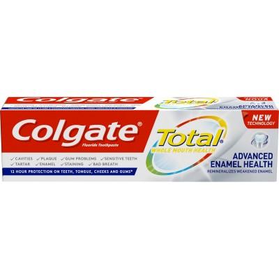 Colgate паста за зъби Total Advanced Enamel Health 75 ml