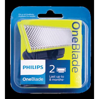 Philips OneBlade сменяемо ножче 220/50 2 бр.