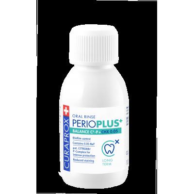Curaprox Perio Plus Balance CHX 0.05 % вода за уста 100 ml