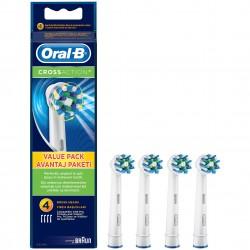 Oral-B наконечник за ел. четка Cross Action 4 бр. блистер