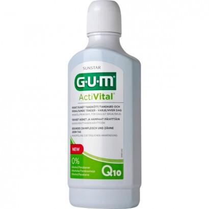 Gum вода за уста ActiVital 500 ml