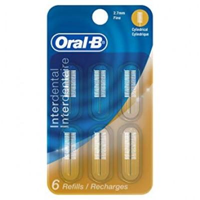 Oral-B интердентални четки за зъби меки; 2.7 mm блистер