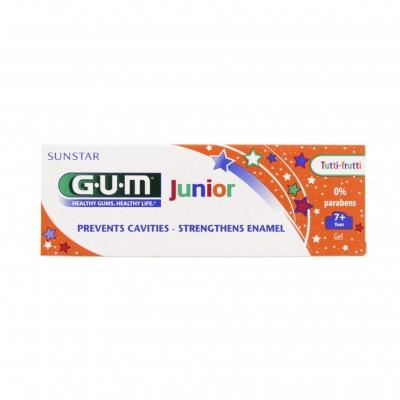 Gum паста за зъби плодова  Junior 50 ml