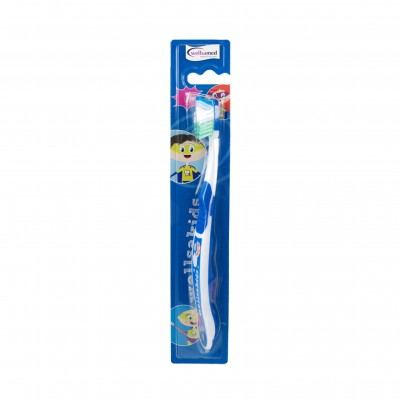 Wellsamed четка за зъби  над 7 год.  Детска