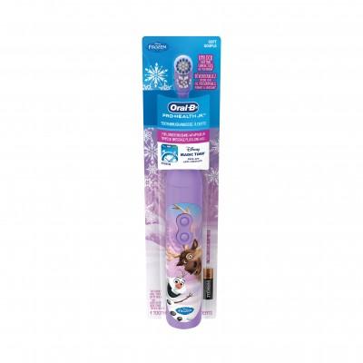 Oral-B ел. четка за зъби със батерия за деца Frozen