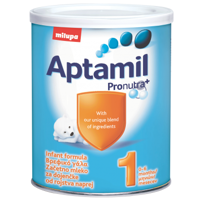 Aptamil 1 400g c Pronutra+ 0-6m