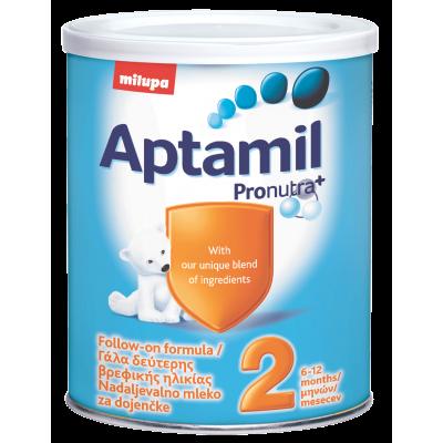 Aptamil 2 400g c Pronutra+ 6-12m