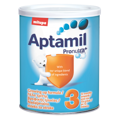 Aptamil 3 400g c Pronutra+ 12-24m