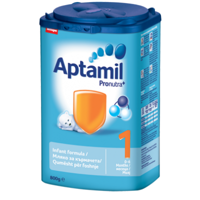 Aptamil 1 EZP 800g c Pronutra+ 0-6m