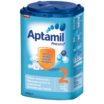 Aptamil 2 EZP 800g c Pronutra+ 6-12m