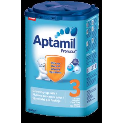Aptamil 3 EZP 800g c Pronutra+ 12-24m