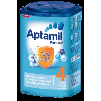 Aptamil 4 EZP 800g c Pronutra+ 24m+