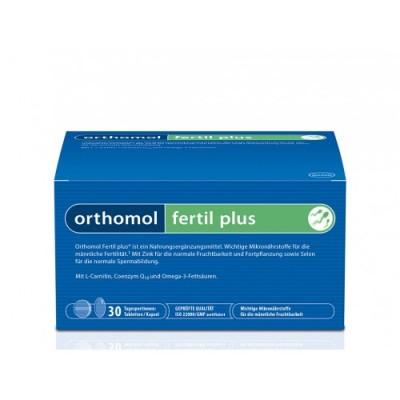 Orthomol Fertil Plus хранителна добавка 30 бр. кутия