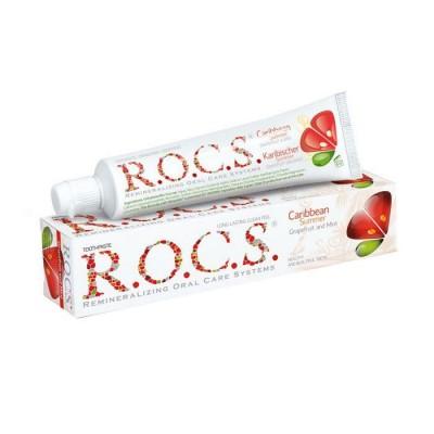 R.O.C.S. паста за зъби Grapefruit & Mint 74 ml