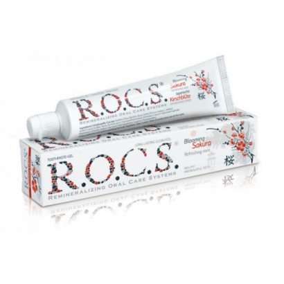 R.O.C.S. паста за зъби Blossoming Cherry 74 ml