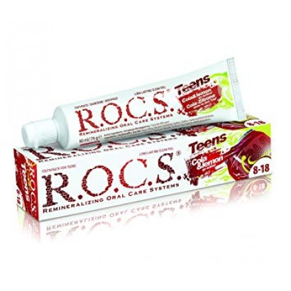 R.O.C.S. паста за зъби Teens Lemon & Cola 74 ml
